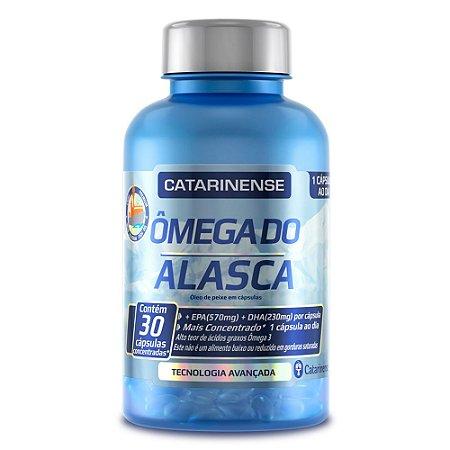 Ômega do Alasca - 30 cápsulas - Catarinense