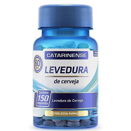 Levedura de Cerveja - 150 cápsulas - Catarinense