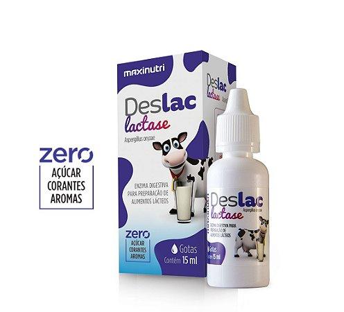 Deslac Lactase - 15ml - Maxinutri