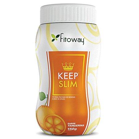 Chá Keep Slim Tangerina - 100g - Fitoway