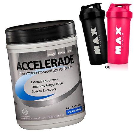 Accelerade - 933 gramas - Pacific Health