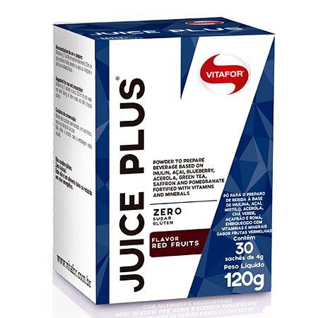 Juice Plus Frutas Vermelhas - 30 sachês de 4 gramas - Vitafor