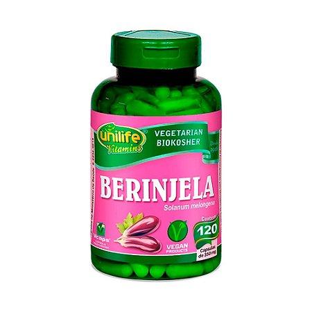 Berinjela - 120 Cápsulas - Unilife