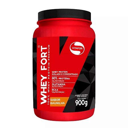 Whey Fort - 900 Gramas - Vitafor