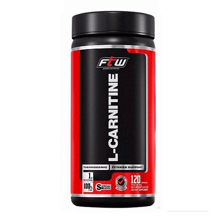 L-Carnitine - 120 cápsulas - Fitoway