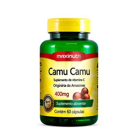 Camu-Camu - 60 Cápsulas - Maxinutri