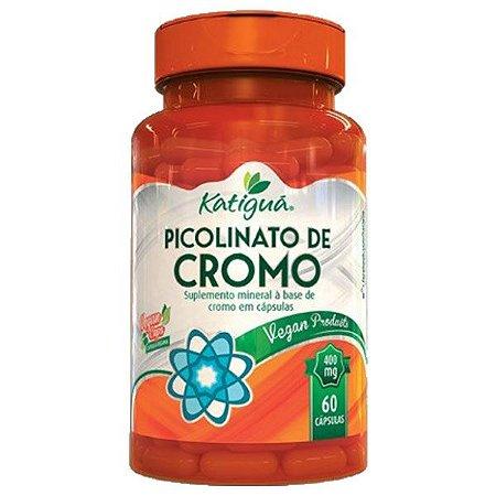 Picolinato de Cromo - 60 cápsulas - Katigua