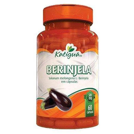Berinjela - 60 Cápsulas - Katigua