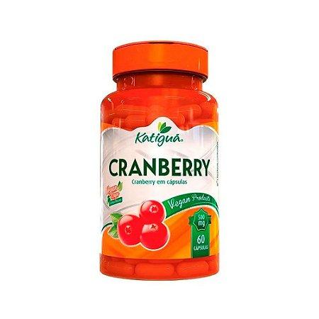 Cranberry Katigua Antioxidante Suplemento 60 Cápsulas