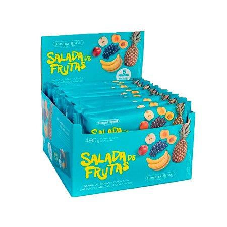 Barra Supino - 24 un de 20g - Banana Brasil Salada de Frutas
