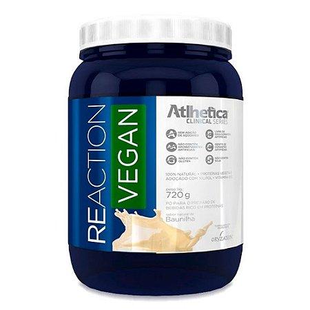Reaction Vegan - 720 Gramas - Atlhetica