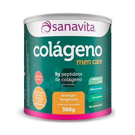 Colágeno Men Care - 300 Gramas - Sanavita