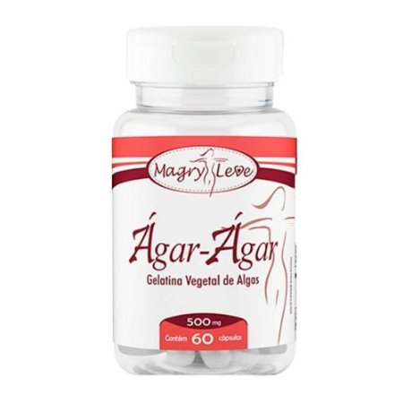 Ágar-Ágar - 60 Cápsulas - Apisnutri