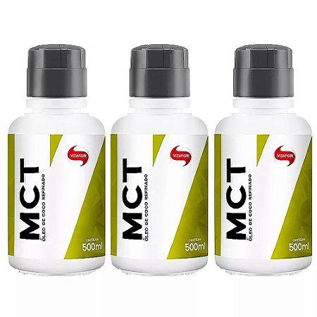 MCT - 3x 500ml - Vitafor