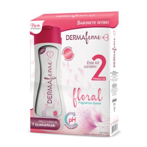 Sabonete Íntimo Dermafeme - 2 frascos de 200 ml - Cimed
