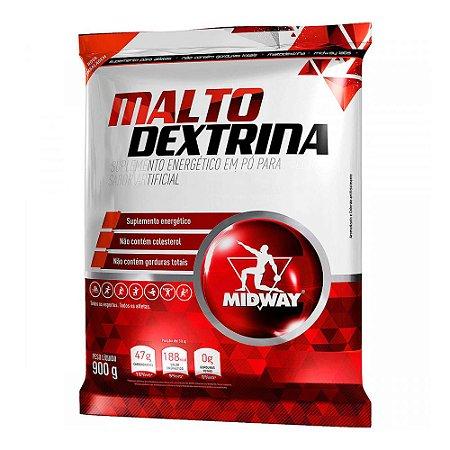 Maltodextrina - 900 Gramas - Midway