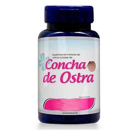 Cálcio a base de Concha de Ostra - 120 Cápsulas - Promel