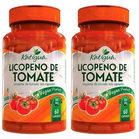 Licopeno de tomate - 2 unidades de 60 Cápsulas - Katigua