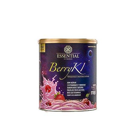 BerryKI Frutas Vermelhas - 300 Gramas - Essential
