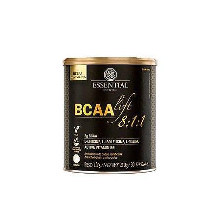 BCAA Lift 8:1:1 - 210 Gramas - Essential