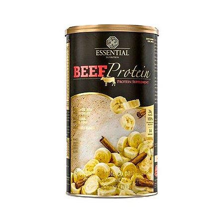 Beef Protein Carnivor Proteína Essential Nutrition 420g