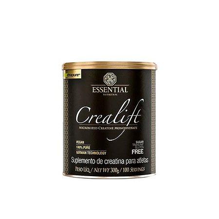 Crealift Creatina Micronizada - 300 Gramas - Essential