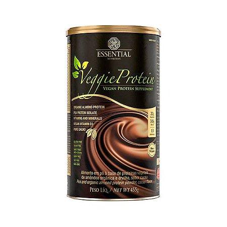 Veggie Protein Cacau - 455 Gramas - Essential