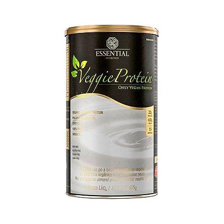 Veggie Protein Neutro - 405 Gramas - Essential
