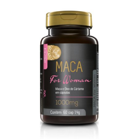 Maca For Woman - 60 Cápsulas - Upnutri Prime