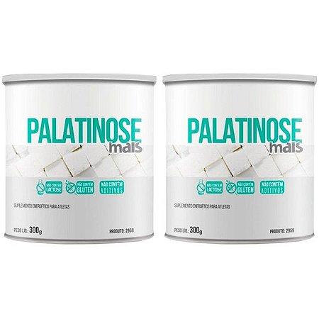 Palatinose Mais - 2 unidades de 300 Gramas - Clinic Mais