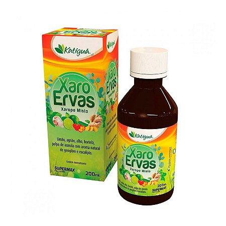 XaroErvas Xarope Misto - 200 ml - Katigua