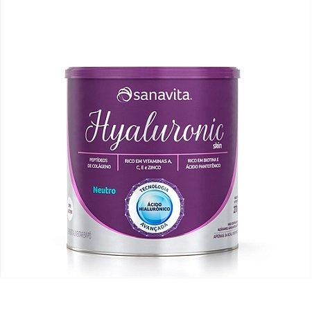 Hyaluronic Skin - 270 Gramas - Sanavita Neutro