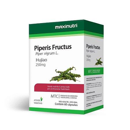 Pimenta Negra (Piper nigrum L.) - 60 Cápsulas - Maxinutri