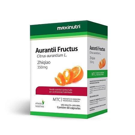 Laranja-amarga (Citrus aurantium) - 60 Cápsulas - Maxinutri