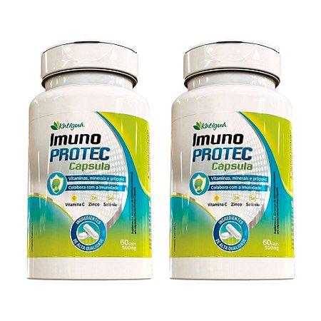 Imuno Protec - 2 unidades de 60 Cápsulas - Katigua