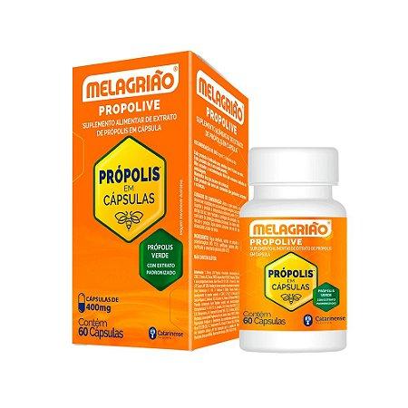 Melagrião Propolive - 60 Cápsulas - Catarinense