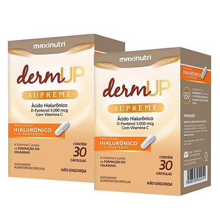 DermUp Supreme - 2 unidades de 30 Cápsulas - Maxinutri