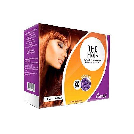 The Hair - 60 Cápsulas - Tiaraju