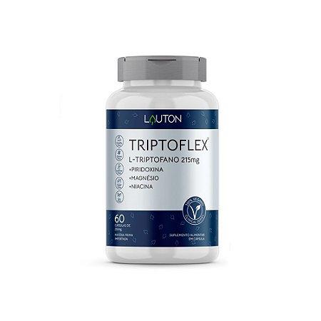 Triptoflex L-Triptofano Lauton Suplemento 60 Cápsulas