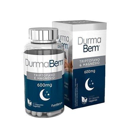 Durma Bem L-Triptofano - 30 Cápsulas - Nutrilibrium