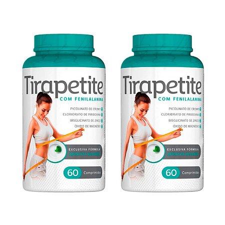 Tirapetite - 2 unidades de 60 Comprimidos - Nutrilibrium