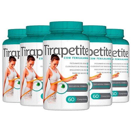 Tirapetite - 5 unidades de 60 Comprimidos - Nutrilibrium