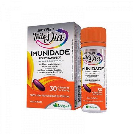 Polivitamínico Imunidade - 30 Cápsulas - Katiguá STD