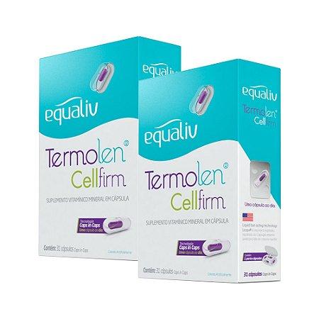 KitTermolen Cellfirm Equaliv Suplemento Vitamínico 62 Cáps