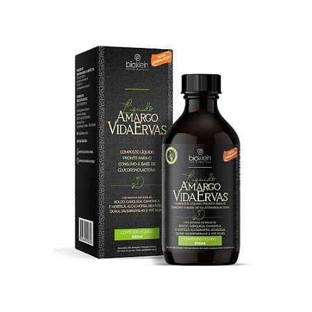 Amargo Vida Ervas Composto Líquido Bioklein 500ml