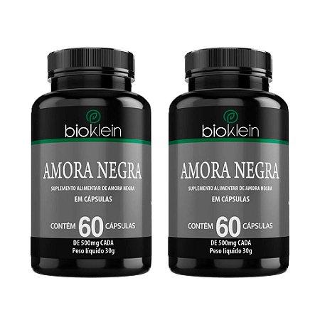 Amora Negra - 2 unidades de 60 Cápsulas - Bioklein