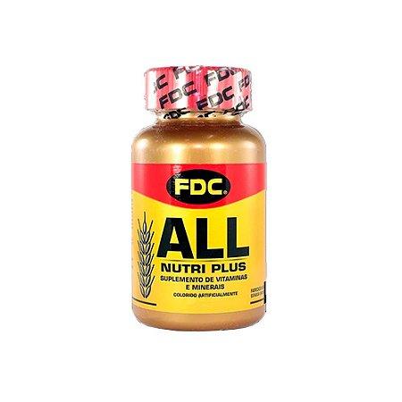Polivitamínico All Nutri Plus FDC Polivitamínico 40 Comp