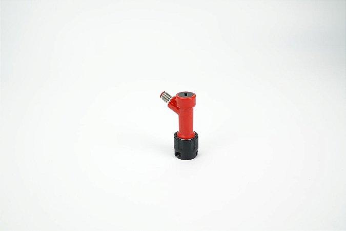 """Conector pin-Lock para líquido,  rosca 7/16"""""""