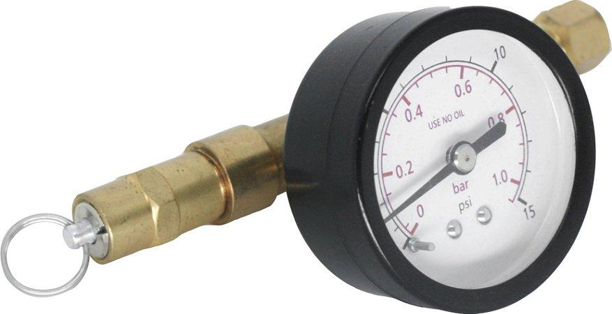 Válvula de Alivio Regulavel para conectores Ball/Pin