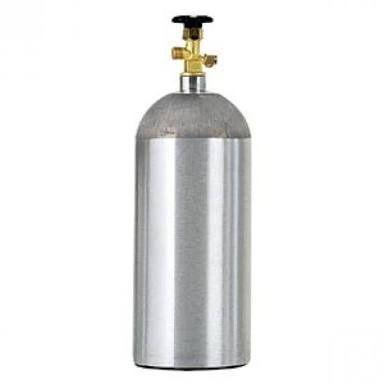 Cilindro para CO2 em Aluminio 5LB / 2,3KG